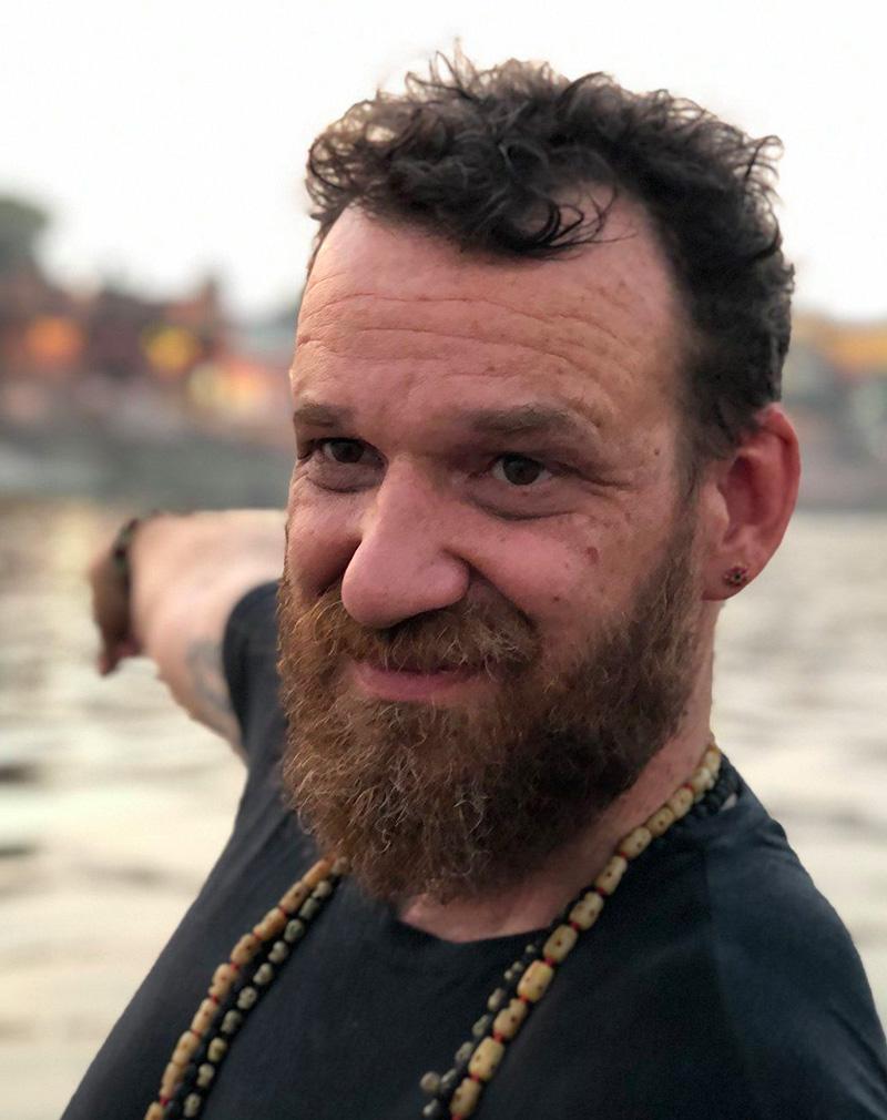 Indoverse Team - Jeremy Oltmann