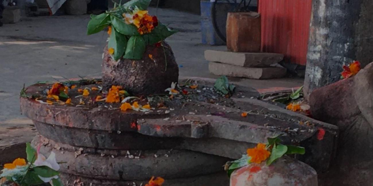 Vision of Shiva - India