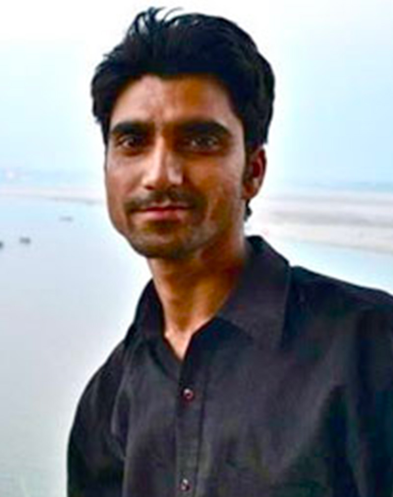 Indoverse Team - Amrit Sharma